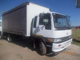Hino 8 tonne truck for sale