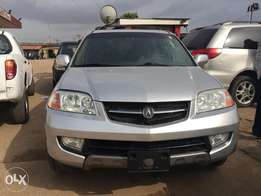 Tokunbo Acura MDX, DVD With Navigation Screen