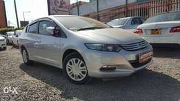 Honda Insight, Hybrid, Silver