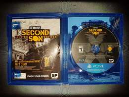 Infamous: Second Son for Playstation 4 (PS4)
