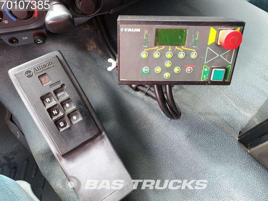 DAF CF75.310 6X2 Steering-Axle Euro 3 Faun Aufbau - 2005 - image 14