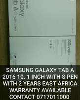 Samsung Galaxy Tab A 2016 10.1 Inch With S Pen