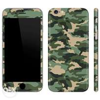 iPhone 6+ Camouflage Case