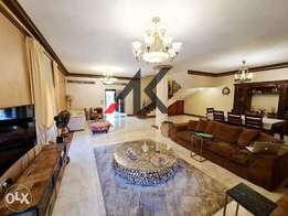Twin House For Rent in Les Rois Compound