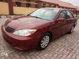 Toyota Camry 2003 model