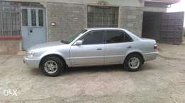 Super clean well mantained toyota 111