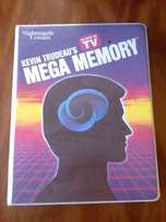 Mega Memory tape cassette collection