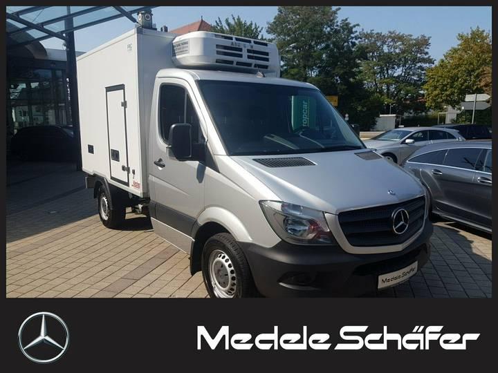 Mercedes-Benz Sprinter 316 CDI Kühlkoffer -30° Navi Klima BC - 2014