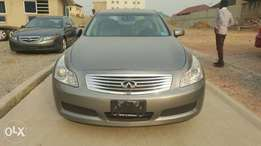 2008 Infiniti G35X Full Option Thumbstart