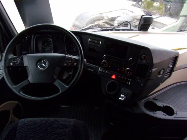 Mercedes-Benz Actros 1840 LS, SZM, Stream Space, Retarder, - 2014 - image 8