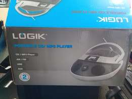 Logic Portable CD MP3 Player FOR SALE