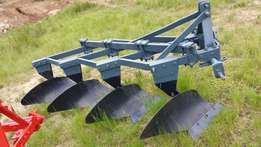 4 Furrow plough, For sale