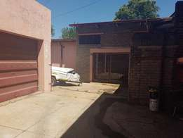 2 Apartments & 1 Shop - FOR SALE -All for only R806 250.00 - Slightly