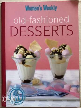 Old Fashioned Desserts - New