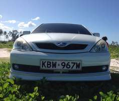 Toyota Allion 1800 cc KBW in mint condition