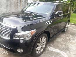 2013 infinity qx56.Bought brand new and just 4400 miles on it.its new
