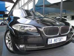 2012 BMW 520D Exclusive Automatic