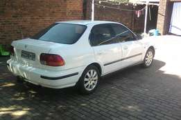 HONDA BALLADE 1.5l for sale by owner in Pretoria