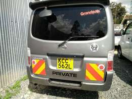 Nissan Caravan Used Privately Hardly Used Buy and Drive Matatu