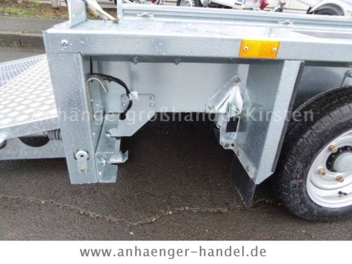Ifor Williams GX 105HD Rampe +Zurrösen 3,5t VORRAT - image 8