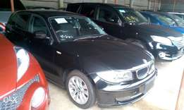 116i BMW: hire purchase accepted