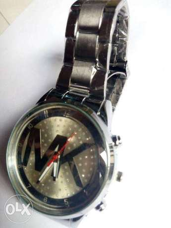 MK Silver Men Wristwatch Lekki Phase 1 - image 1
