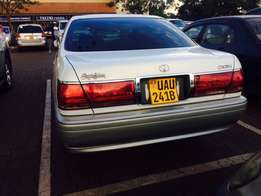 2002 Toyota Crown Royal Sedan