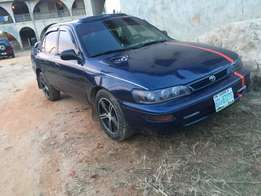 Pimped and Customized Toyota Corolla