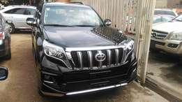 2011 upgraded to 2016 Toyota Prado TXL SUV **Neat Nigeria used **