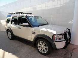 2010 Land Rover Discovery 3.0 TDV6 SE