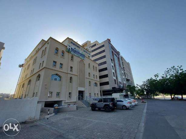 Furnished Office Space in Maktabi Business Center Al Khuwair FOR RENT