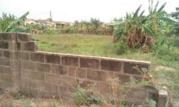 2 plot for sale in kasoa after American junction roadside second to rd