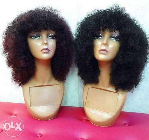 Braided wigs nd unprossed human hair Ikeja - image 6
