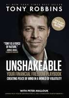 Unshakeable: Your Financial Freedom ... Book by Tony Robbins