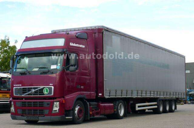 Volvo Fh 13 440 Globetrotter Xxl Low Liner Kompletzug - 2006