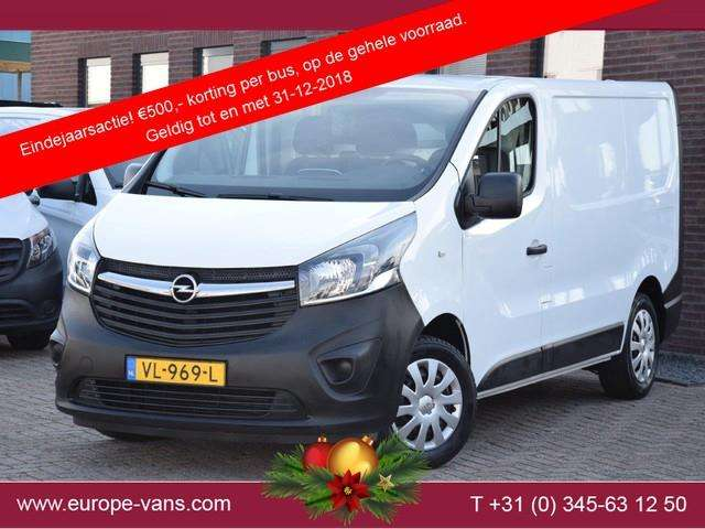 vielfältig Stile Verarbeitung finden ein paar Tage entfernt Opel Vivaro 1.6 CDTI L1H1 EDITION Airco/Navi 01 2015 - 2015 ...