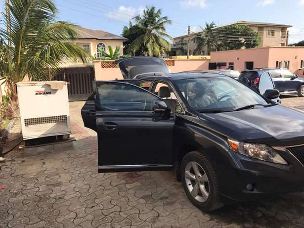 2010 lexus RX350 for sale 3months used Ojodu - image 2