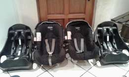 Twin Graco Junior Travel System
