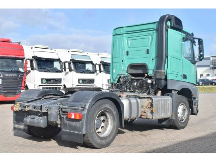 Mercedes-Benz Actros 1845 Streamspace Hydro / Leasing - 2016 - image 5