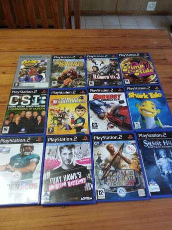 Ps2 Games R150 Each Bedford Gardens - image 1