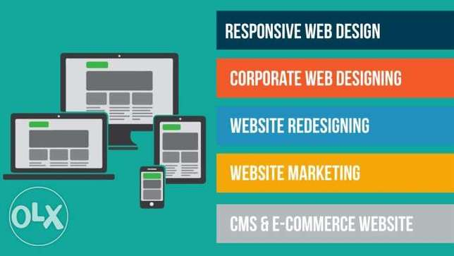 Web Development Services   Online Shopping, Business or Personal