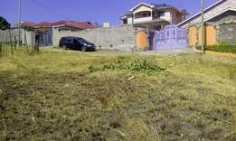 Plot for sale near Shiners girls (Nuru Estate )