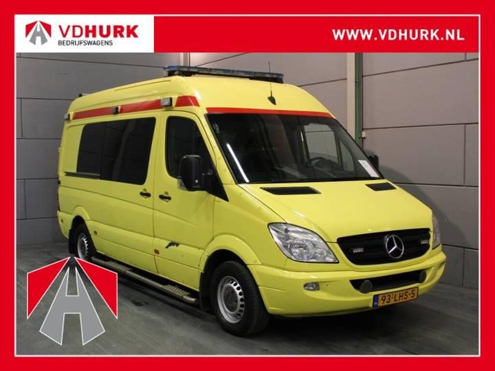 Mercedes-Benz Sprinter 319 3.0 CDI V6 191 pk Aut. L2H2 Marge Auto! - 2010