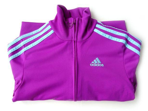 Bluza dresowa SST Adidas 3 Stripes 9 10 lat do 140 cm