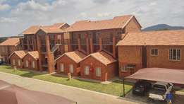 1 Bedroom Flat to Rent in Security Estate Pretoria North.
