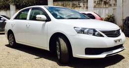Toyota Allion 1500cc 2012 new shape model fully loaded on offer