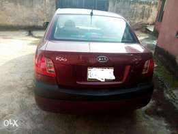 Neatly used First body 2006 kia rio in good condition