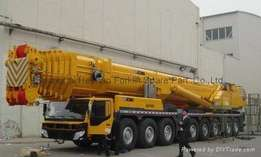 Mobile crane training all tonnes and modle capacities from c31 - c43
