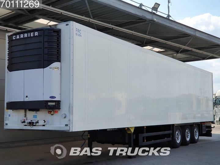 Schmitz Cargobull SKO24 Carrier Maxima 1300 NL-Trailer - 2010