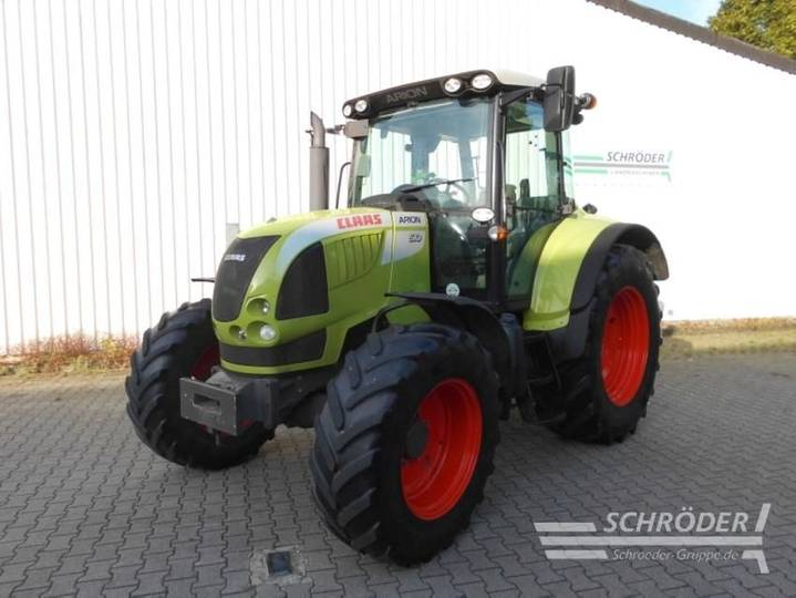 Claas arion 510 cis - 2009
